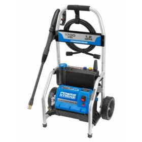 PowerStroke 1700 PSI Electric Pressure Washer