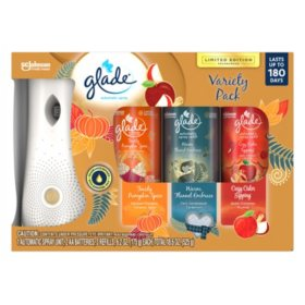 Glade Auto Spray 1+3 (Choose Your Scent)