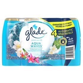 Glade Automatic Spray Air Freshener Refill (various scents)