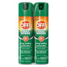 Off! Deep Woods Insect Repellent - 2/11 oz.