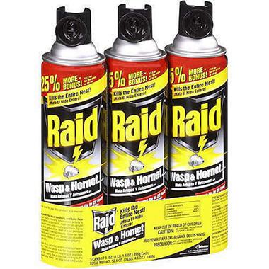 Raid & OFF Pest Control