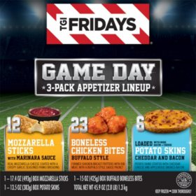 TGI Friday's Game Day Appetizers (3 pk.)