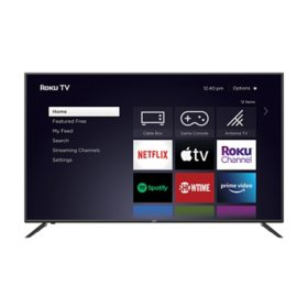"JVC 58"" Class Elite Series 4K Ultra HD ROKU Smart TV - LT-58MAW705"