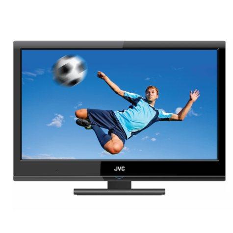 "22"" JVC LED 1080p HDTV"