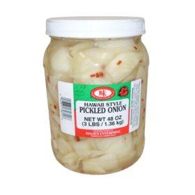 ManNani Pickled Onion (48 oz.)
