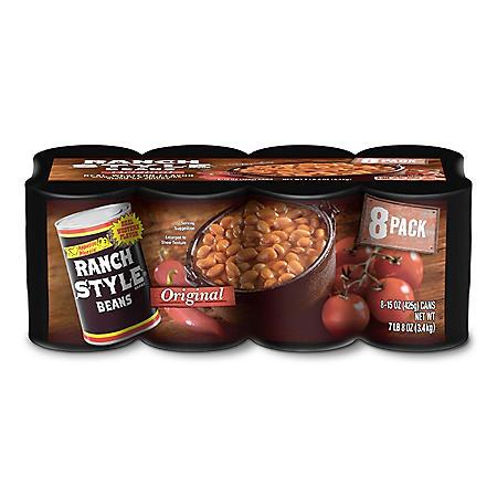 Ranch Style Original Beans (15 oz., 8 pk.)
