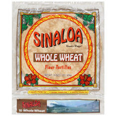 Sinaloa Hawaii Wrap Wheat Tortillas (16 oz., 3 pk.)