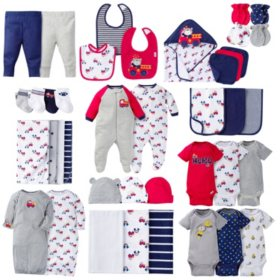 Gerber® Boys' 40-Piece Layette Set
