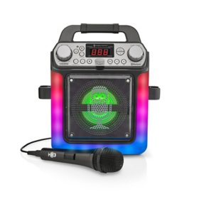 Singing Machine Groove Mini Karaoke