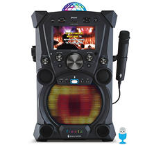 Singing Machine Fiesta Karaoke System (SDL9037)