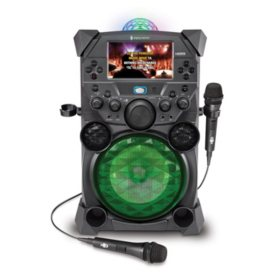 Singing Machine Festival Portable High-Definition Karaoke System