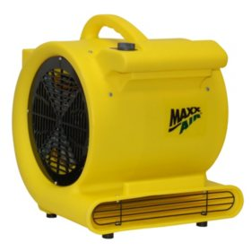 MaxxAir 4000 CFM Carpet and Floor Dryer