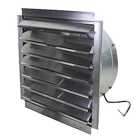 "MaxxAir Heavy Duty 24"" Exhaust Fan"