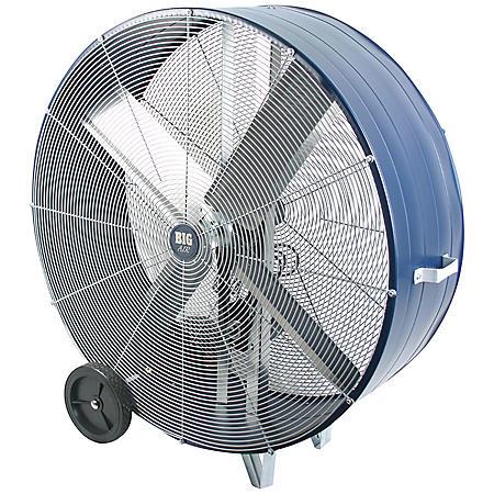 """Big Air 42"""" Industrial Drum Fan"""