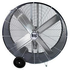 "Big Air Portable 42"" Barrel Fan"
