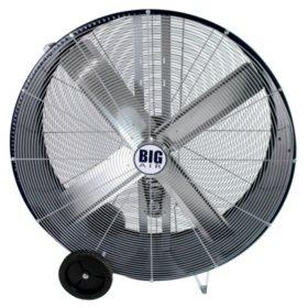 """Big Air Portable 42"""" Barrel Fan"""