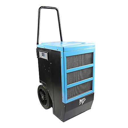 MaxxAir Portable Metal Commercial Dehumidifier