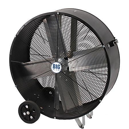 """Big Air Portable 30"""" Barrel Fan"""