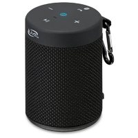 iLive Wireless Bluetooth Rugged Speaker with Carabiner Clip (Various Colors)