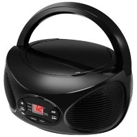 iLive GPX Bluetooth CD Player Boombox with AM/FM