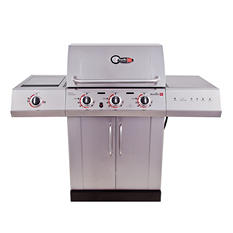 Char-Broil Gourmet Series TRU-Infrared 3-Burner Gas Grill