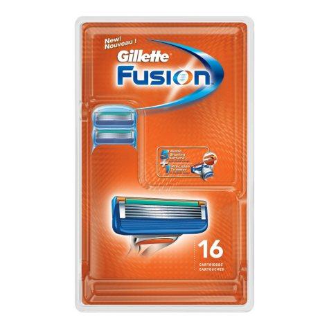 Gillette Fusion Manual Cartridges (16 ct.)