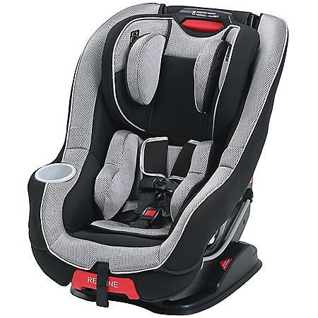 Graco Size4Me 65 Rapid Remove Convertible Car Seat, Matrix
