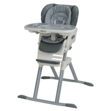 Graco Swivi Seat Adjustable Highchair, Solar