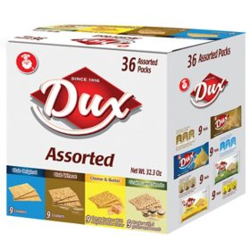 Dux Cracker Assortment (36 ct.)