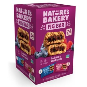 Nature's Bakery Fig Bar Variety Pack (2 oz., 24 pk.)