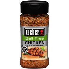 Weber Salt-Free Chicken Seasoning (6.75 oz.)