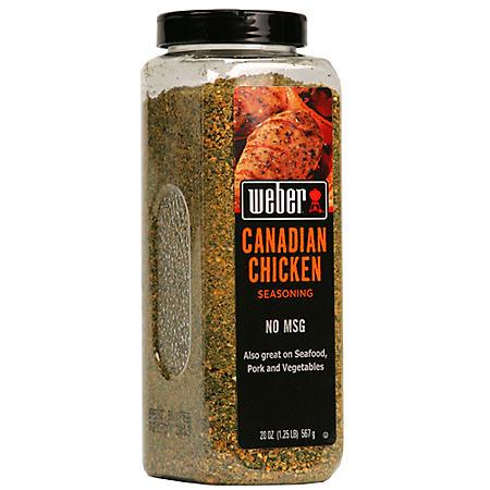 Weber Seasonings-Canadian Chicken