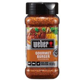 Weber Gourmet Burger Seasoning (8 oz.)
