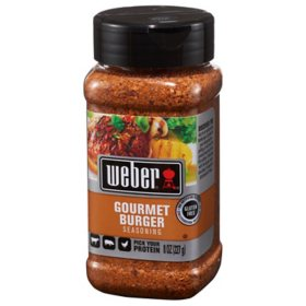 Weber Gourmet Burger Seasoning (8 oz.)