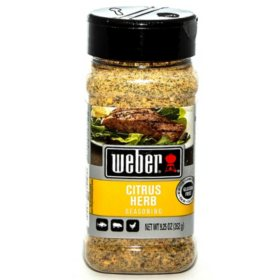 Weber Citrus Herb Seasoning (9.25 oz.)