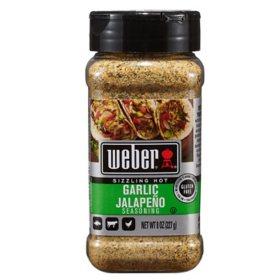 Weber Garlic Jalapeño (8 oz.)
