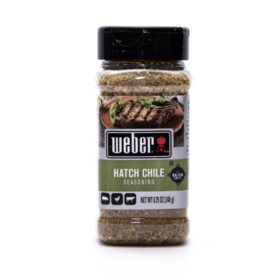 Weber Hatch Chile Seasoning (8.75 oz.)