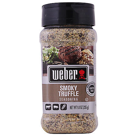 Weber Smoky Truffle Seasoning (9 oz.)