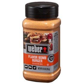 Weber Flavor Bomb Burger Seasoning (9.75 oz.)