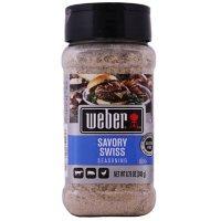 Weber Savory Swiss Seasoning (8.75 oz.)