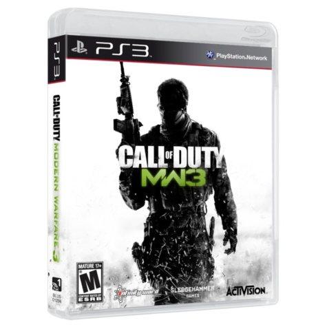 Call of Duty Modern Warfare 3 - PS3