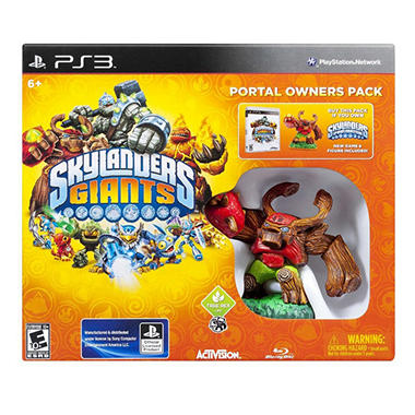 Skylanders Giants Portal Owners Pack - PS3