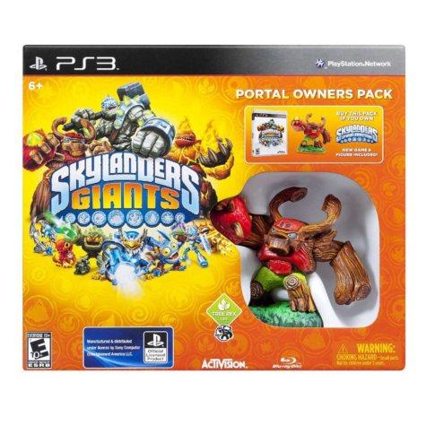 Skylanders Giants Portal Owners Pack - PS3