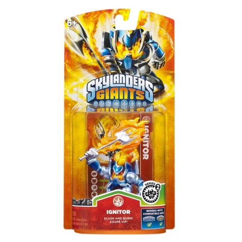 Skylanders Giants Single Character Pack - Ignitor