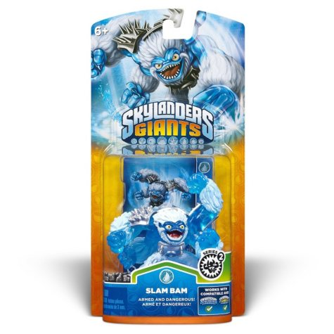 Skylanders Giants Single Character Pack - Slam Bam
