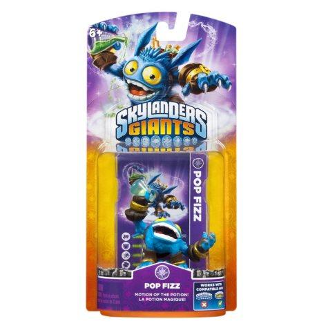 Skylanders Giants Single Character Pack - Pop Fizz