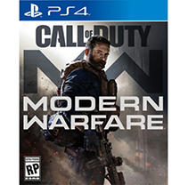 CALL OF DUTY- MODERN PLAYSTATION 4