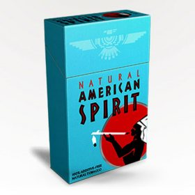 American Spirit Sky King Box (20 ct., 10 pk.)