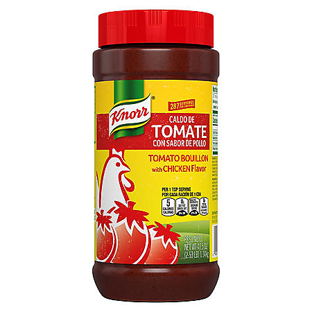 Knorr Granulated Tomato Chicken Bouillon (40 oz.)