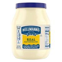 Hellmann's Real Mayonnaise (64 oz.)